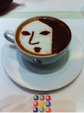 Kahve köpüğü sanatının en iyi 40 örneği - 2