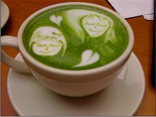 Kahve köpüğü sanatının en iyi 40 örneği - 7