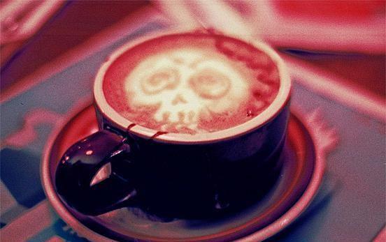 Kahve köpüğü sanatının en iyi 40 örneği - 22