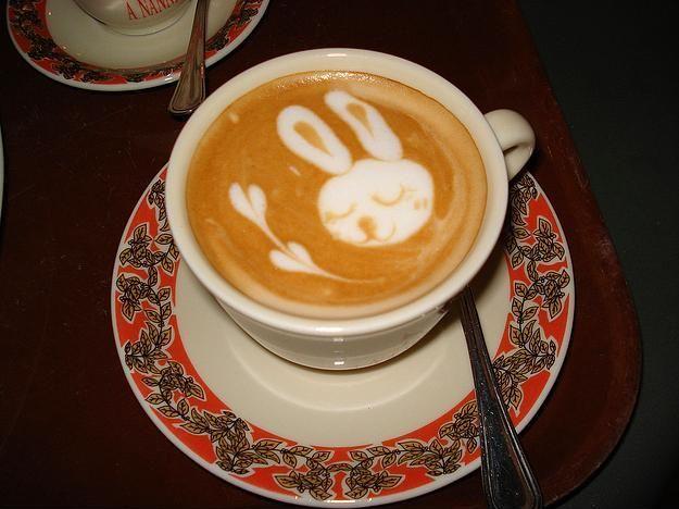 Kahve köpüğü sanatının en iyi 40 örneği - 31