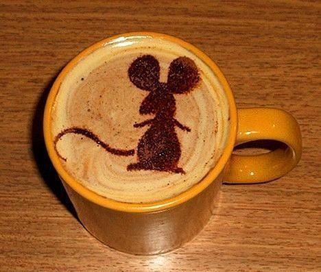 Kahve köpüğü sanatının en iyi 40 örneği - 36