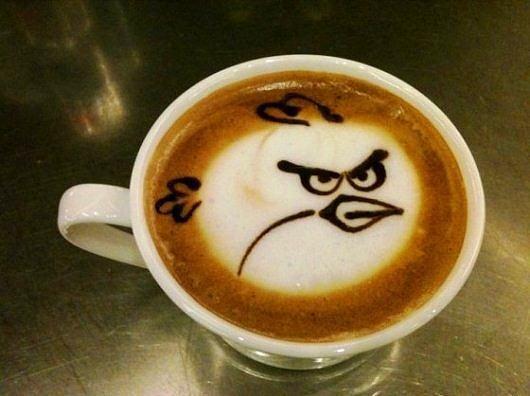 Kahve köpüğü sanatının en iyi 40 örneği - 32