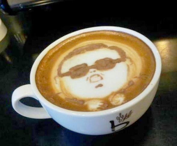 Kahve köpüğü sanatının en iyi 40 örneği - 33
