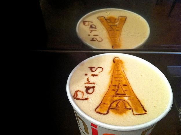 Kahve köpüğü sanatının en iyi 40 örneği - 39