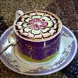 Kahve köpüğü sanatının en iyi 40 örneği - 40