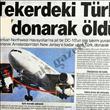 Türklere Mahsus En Garip 19 Ölüm Şekli - 1