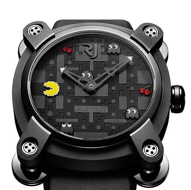 PAC-MAN, Romain Jerome
