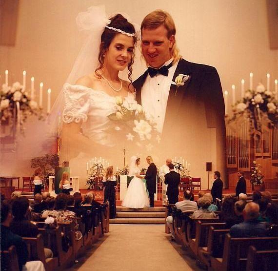 En Tuhaf 33 Düğün Fotoğrafı - 29