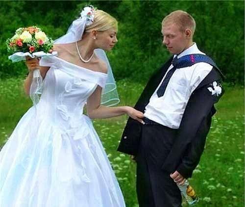 En Tuhaf 33 Düğün Fotoğrafı - 20