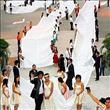 En Tuhaf 33 Düğün Fotoğrafı - 26