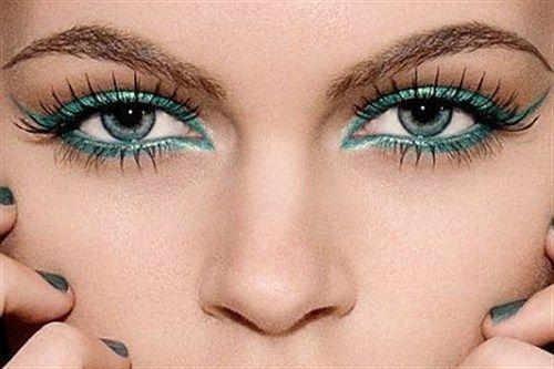 Göz kalemi ile harikalar yaratın! - 13