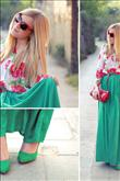 Baharın moda rengi yeşilin en güzel kombinleri! - 2