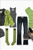 Baharın moda rengi yeşilin en güzel kombinleri! - 10
