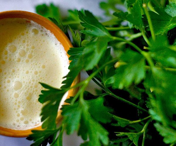 Maydanoz: Yemeklere lezzet katan maydanoz, cinsel yaşama da lezzet katar.