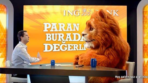 Vakıfbank' ın ardından ING bank reklamlarında oynayan Acun Ilıcalı 1 milyon dolar aldı.