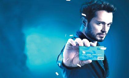 Vakıfbank Paraf Kart reklam yüzü Murat Boz 1 milyon lira aldı.