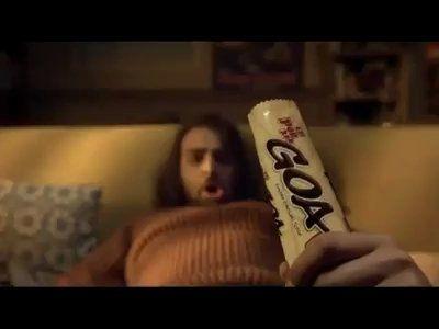 Yalan Dünya'nın Orçun'u, Bartu Küçükçağlayan Popkek Goa reklamından 150 bin TL almıştır.