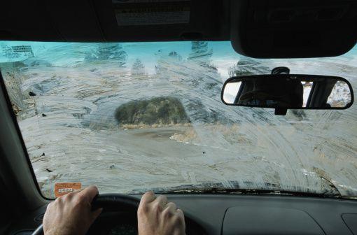 San Francisco'da kirli iç çamaşırı ile araba camı silmek yasaktır.