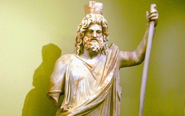 HADES: Persephone'yi kaçırdı ve hayatını tam anlamıyla cehenneme çevirdiTheseus ve Pirithous'u yılanlarla yeraltına hapsetti.