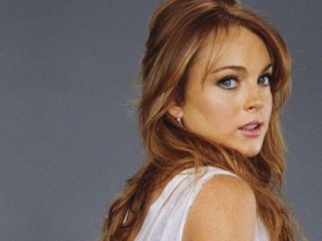 16. Lindsay Lohan