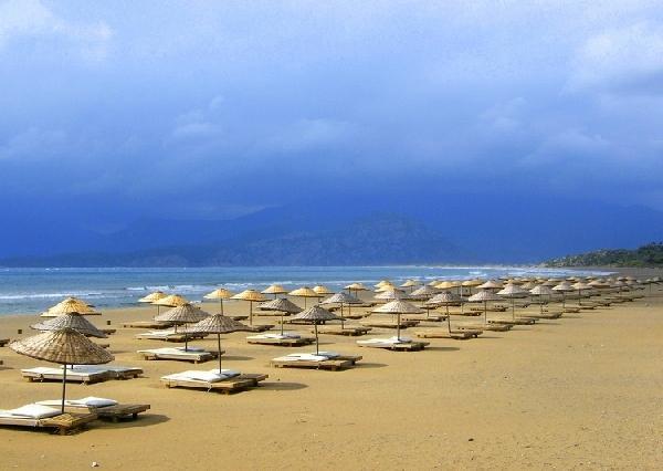 İztuzu Plajı Dalyan / Türkiye