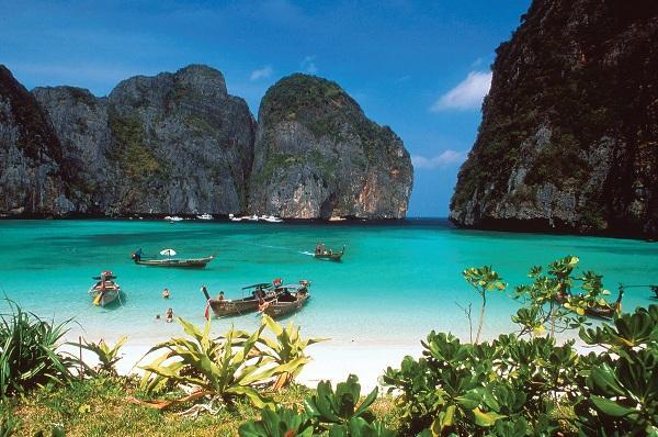 Phi Phi Adası / Thailand