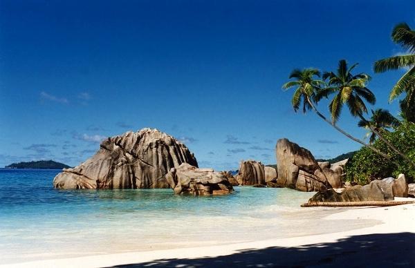 La Dique-Anse Source D'Argent / Seychelles