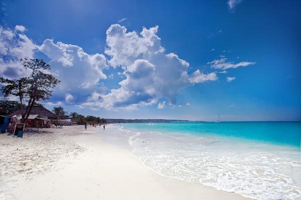 Seven Mile Beach-Negril / Jamaica