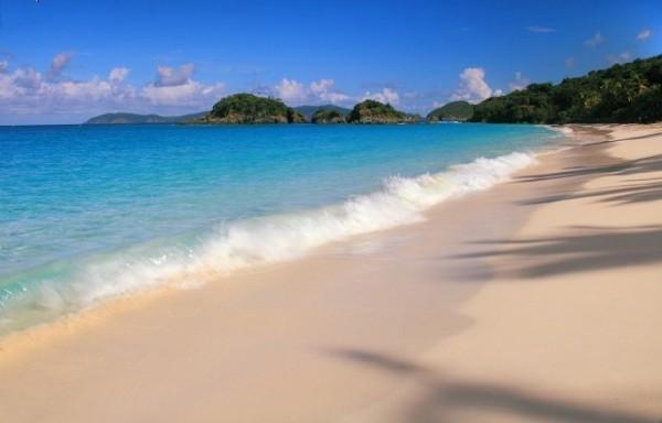 Trunk Bay Beach-St.John / U.S. Virgin Adaları  Kadın Kanalları Editörü: Burcunur Yılmaz