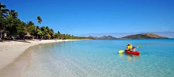 Blue Lagoon Beach / Fiji