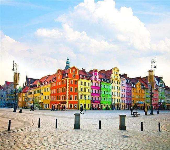 Wroclaw, Polonya