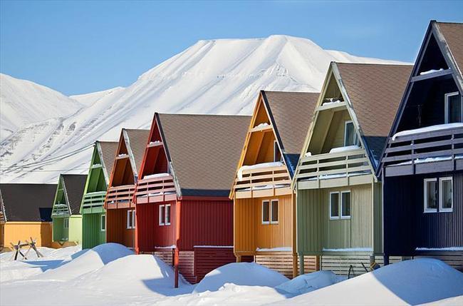 Longyearbyen, Svallbard, Norveç
