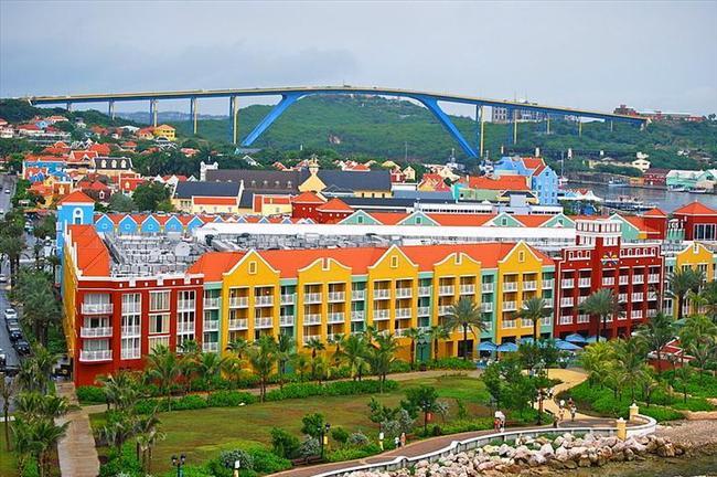 Willemstad, Curaco, Karayipler