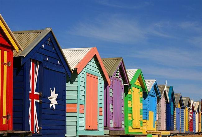 Brighton Sahili, Melbourne, Avustralya