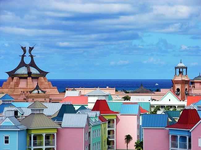 Paradise Adası, Bahamalar