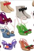 Bu yazın modası; Plastik ayakkabılar! - 10
