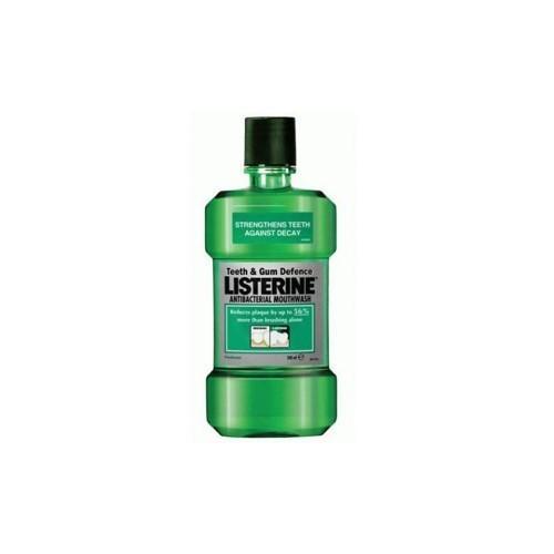 Listerine  133 yıl önce ameliyatlarda antiseptik olarak kullanılmak üzere bulundu.