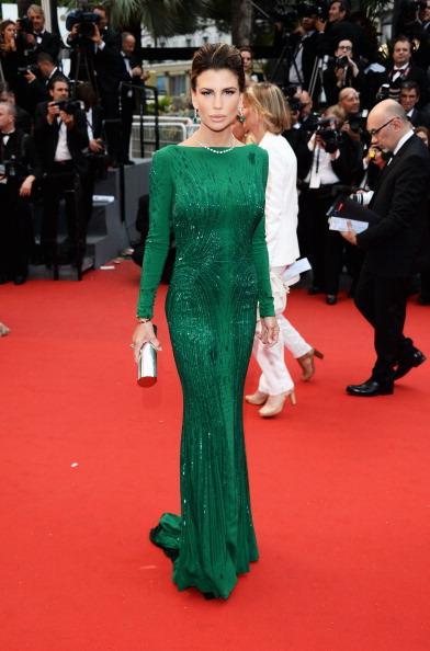 Cannes Film Festivali'nde şıklık yarışı - 16