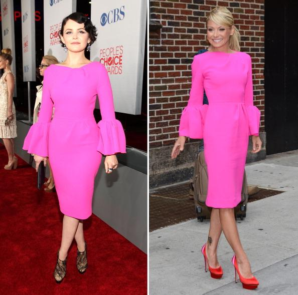 Ginnifer Goodwin ve Kelly Ripa