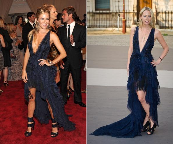 Sienna Miller ve Sophia Hesketh