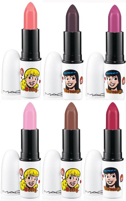 Mac - Veronica ve Betty Ruj:  54,00 TL
