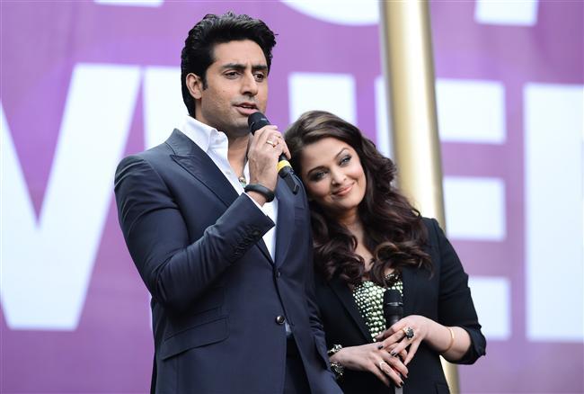 Abhishek Bachchan ve Aishwarya Rai Bachchan