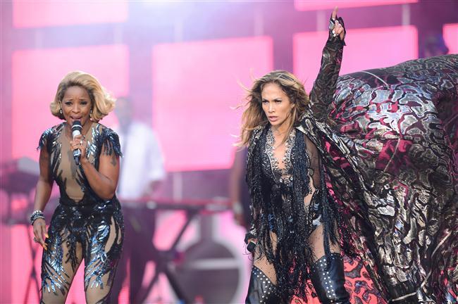Mary J Blige ve Jennifer Lopez
