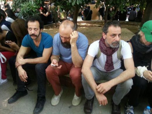 Gezi Parkı'na destek veren ünlüler! - 42