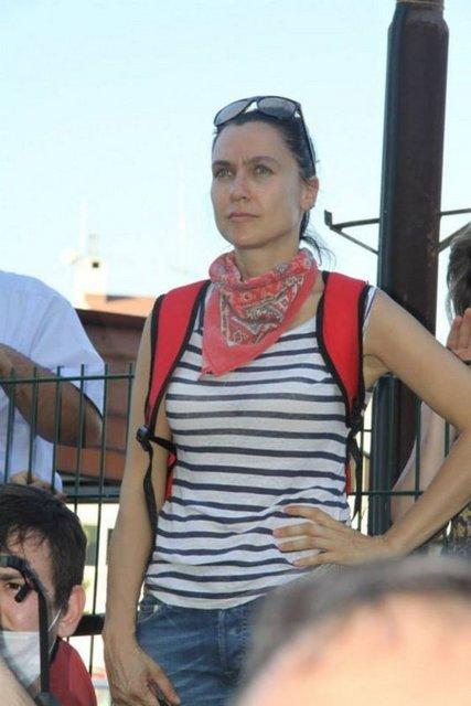 Gezi Parkı'na destek veren ünlüler! - 21