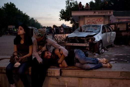 Time Dergisi, Gezi Parkı eylemleri sırasında yaşananları bakın nasıl fotoğrafladı... İşte Time Dergisi'nin objektifinden kareler...  Mahmure.com Editörü: Duygu ÇELİKKOL