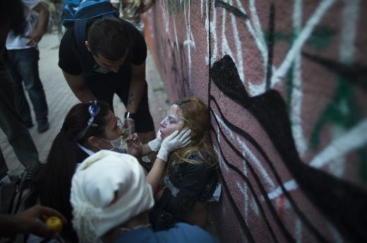 Time Dergisinden Gezi fotoğrafları - 2