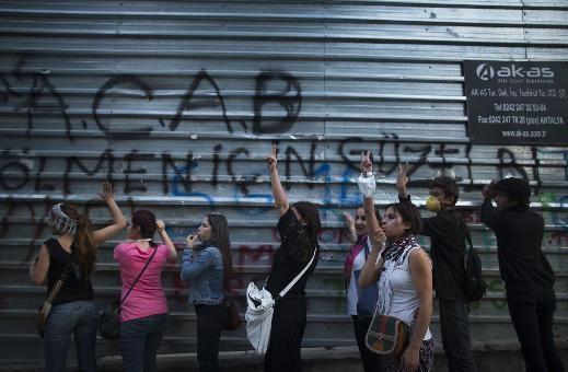 Time Dergisinden Gezi fotoğrafları - 3