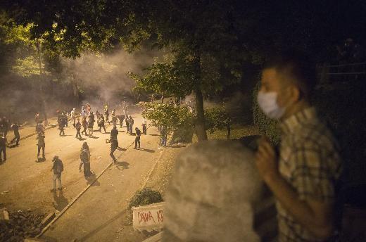 Time Dergisinden Gezi fotoğrafları - 4