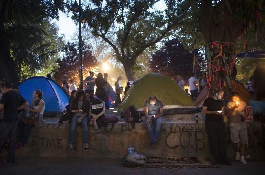 Time Dergisinden Gezi fotoğrafları - 7